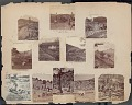 View Group of Mexican Men, Miners, and Two Mexican Women, in Mining Camp n.d digital asset number 1