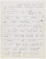View Lakota texts by George Bushotter, Stories 1-55, 1887 digital asset number 2