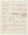 View Lakota texts by George Bushotter, Stories 111-189, 1887 digital asset number 2
