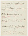 View Lakota texts by George Bushotter, Stories 111-189, 1887 digital asset number 5