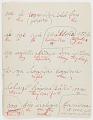 View Lakota texts by George Bushotter, Stories 190-240, 1887 digital asset number 0