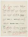 View Lakota texts by George Bushotter, Stories 190-240, 1887 digital asset number 2