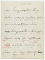 View Lakota texts by George Bushotter, Stories 190-240, 1887 digital asset number 3