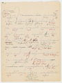 View Lakota texts by George Bushotter, Stories 1-55, 1887 digital asset number 9