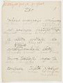 View Lakota texts by George Bushotter, Stories 190-240, 1887 digital asset number 7