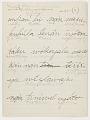 View Lakota texts by George Bushotter, Stories 190-240, 1887 digital asset number 8