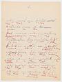 View Lakota texts by George Bushotter, Stories 1-55, 1887 digital asset number 7