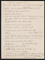 View Quapaw personal names, with 2 pages kinship chart January, 1894 digital asset number 1