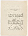View Quapaw texts and linguistic notes 1891 digital asset number 0