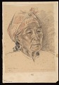 View MS 7294 Hester Merwin Carib Indian drawings digital asset: Hester Merwin Carib Indian drawings