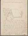 View Frank Calico drawing of and essay about a chicken coop digital asset number 1