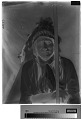 View Portrait (Front) of Pine Bird with Headdress AUG 1907 digital asset number 0