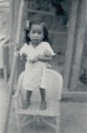 View Adpoted daughter of Manoel da Silva, chief drummer at Gantois, 1938 December digital asset number 2