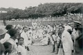View Sabina's followers at offering ceremony for Iemanjá at Barra beach in Bahia, 1938 September 11 digital asset number 3
