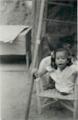 View Adpoted daughter of Manoel da Silva, chief drummer at Gantois, 1938 December digital asset number 4