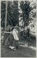 View [Sacred tree stump of Oxum at Engenho Velho], 1938 October 24 digital asset number 1