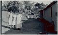 View [Three filhas near santo huts], 1938 October 2 digital asset number 0