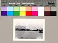 View [Shrimp fleet tied to company's wharf, Morgan City], 1943 July 17 digital asset number 0