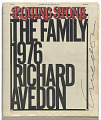 "View Rolling Stone issue No.22, featuring ""The Family 1976, Richard Avedon"" digital asset number 0"
