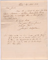 View Letter from Joseph Delaplaine to Jacob Rapelye digital asset number 0