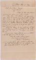 View Letter from Joseph Delaplaine to Jacob and Paul Rapelye digital asset number 0