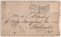 View Envelope addressed to L.C. Handy from William M. Riley digital asset number 0