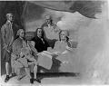 View Signing of the Treaty of Paris, American Peace Commissioners digital asset number 0