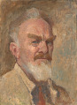 View Boardman Robinson Self-Portrait digital asset number 1
