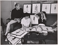 View Nathalie Wood, Edith Head and Richard Quine digital asset number 0