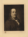 View Benjamin Franklin digital asset number 0