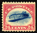 View 24c Curtiss Jenny invert single digital asset number 0