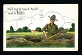 View American postcard from World War I digital asset number 0