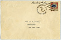 View Taussig US first airmail flight signed by Woodrow Wilson cover and letter digital asset number 0