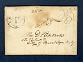 View Folded letter by US Navy Surgeon David Shelton Edwards digital asset number 1