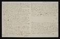 View Folded letter by US Navy Surgeon David Shelton Edwards digital asset number 3