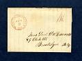 View Folded letter by US Navy Surgeon David Shelton Edwards digital asset number 0