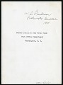 View Photograph of Postmaster General Burleson digital asset number 1