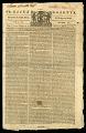 View Publication of William Goddard's plan in the Essex Gazette digital asset number 0