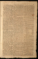 View Publication of William Goddard's plan in the Essex Gazette digital asset number 2