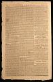 View Publication of William Goddard's plan in the Essex Gazette digital asset number 3