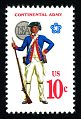 View 10c Continental Soldier single digital asset number 0
