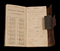 View Overland Mail employee's notebook digital asset number 6