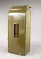 View Owen-style lamppost mailbox digital asset number 1