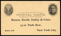View 1c full face William McKinley domestic postal card digital asset number 0