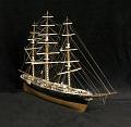 View Flying Cloud ship model digital asset number 3