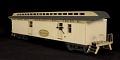 View Lake Shore & Michigan Fast Mail train model digital asset number 5