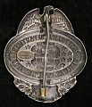 View RMS clerk chest badge, number 4098 digital asset number 1