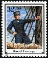 View 32c David Farragut single digital asset number 0