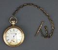 View Sea Post Clerk John Starr March's pocket watch digital asset number 3