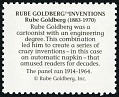 View 32c Rube Goldberg's Inventions single digital asset number 1